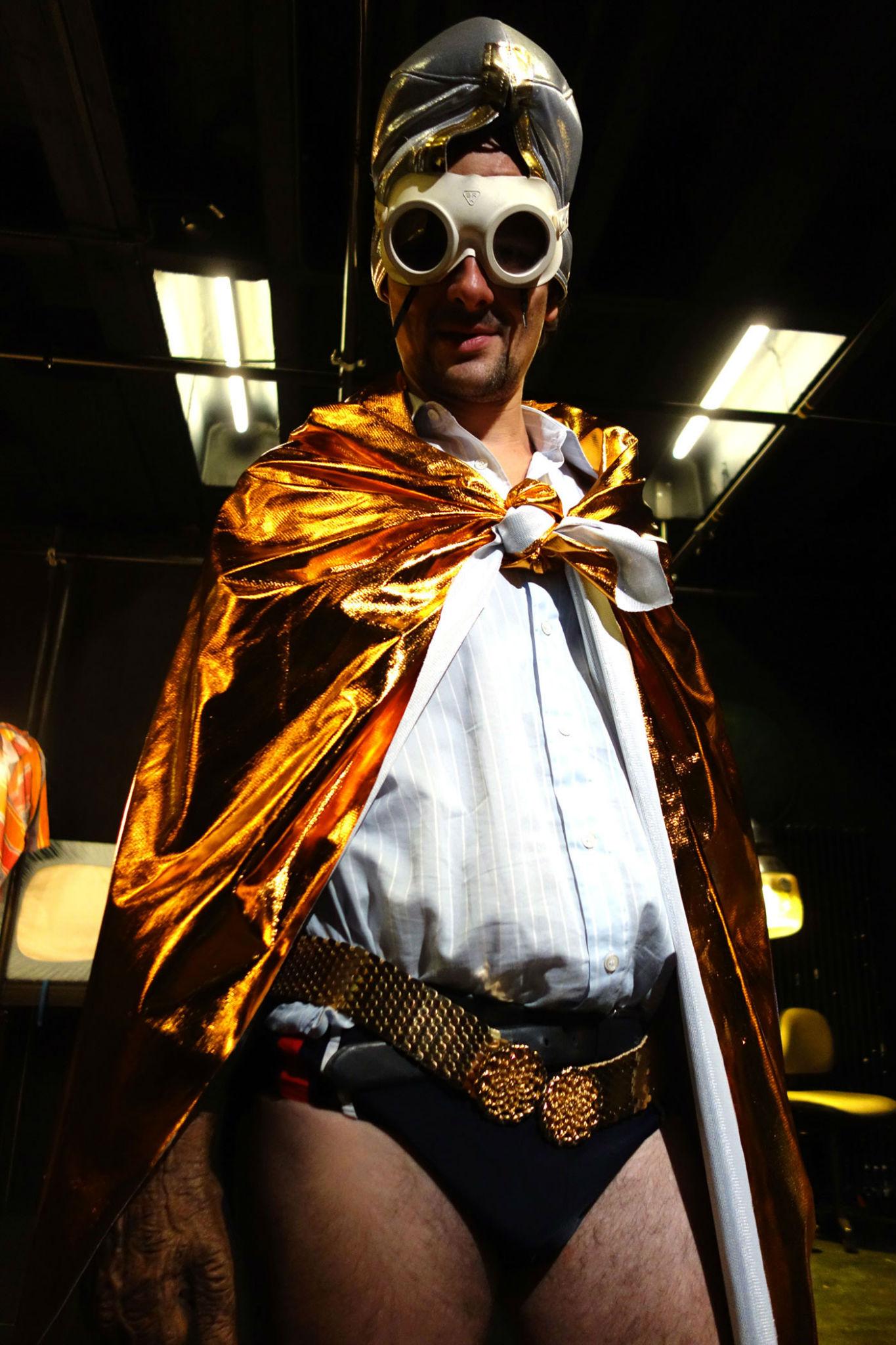 Kleon Medugorac Du und Ich – Theatre piece