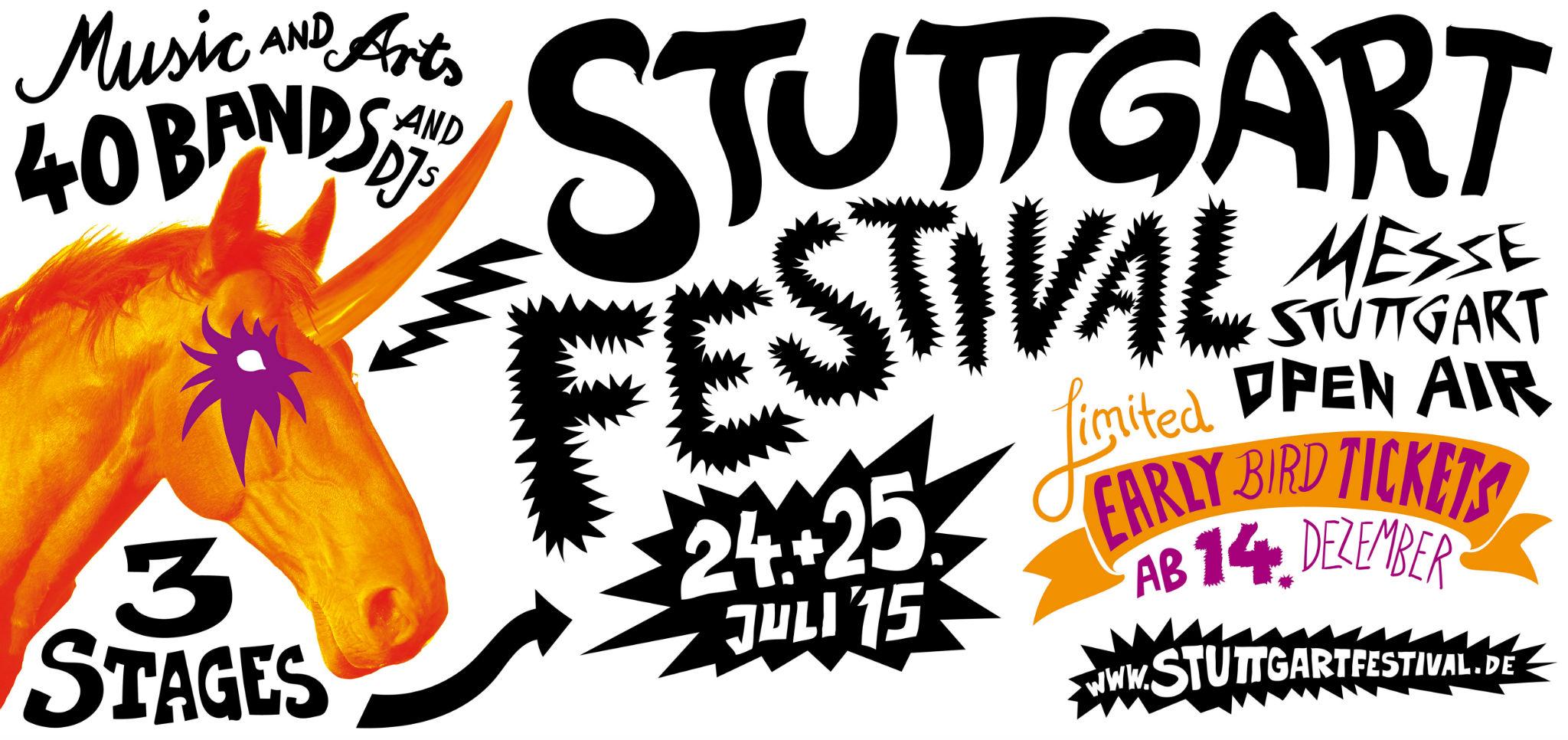 Kleon Medugorac Stuttgart Festival CI