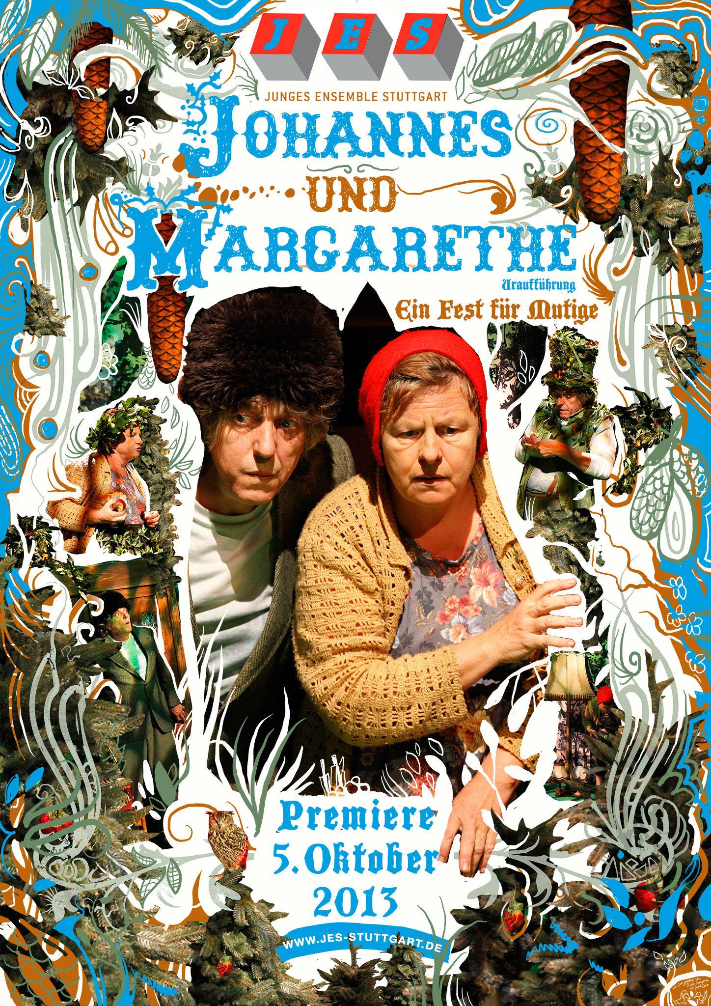 Kleon Medugorac Johannes und Margarethe