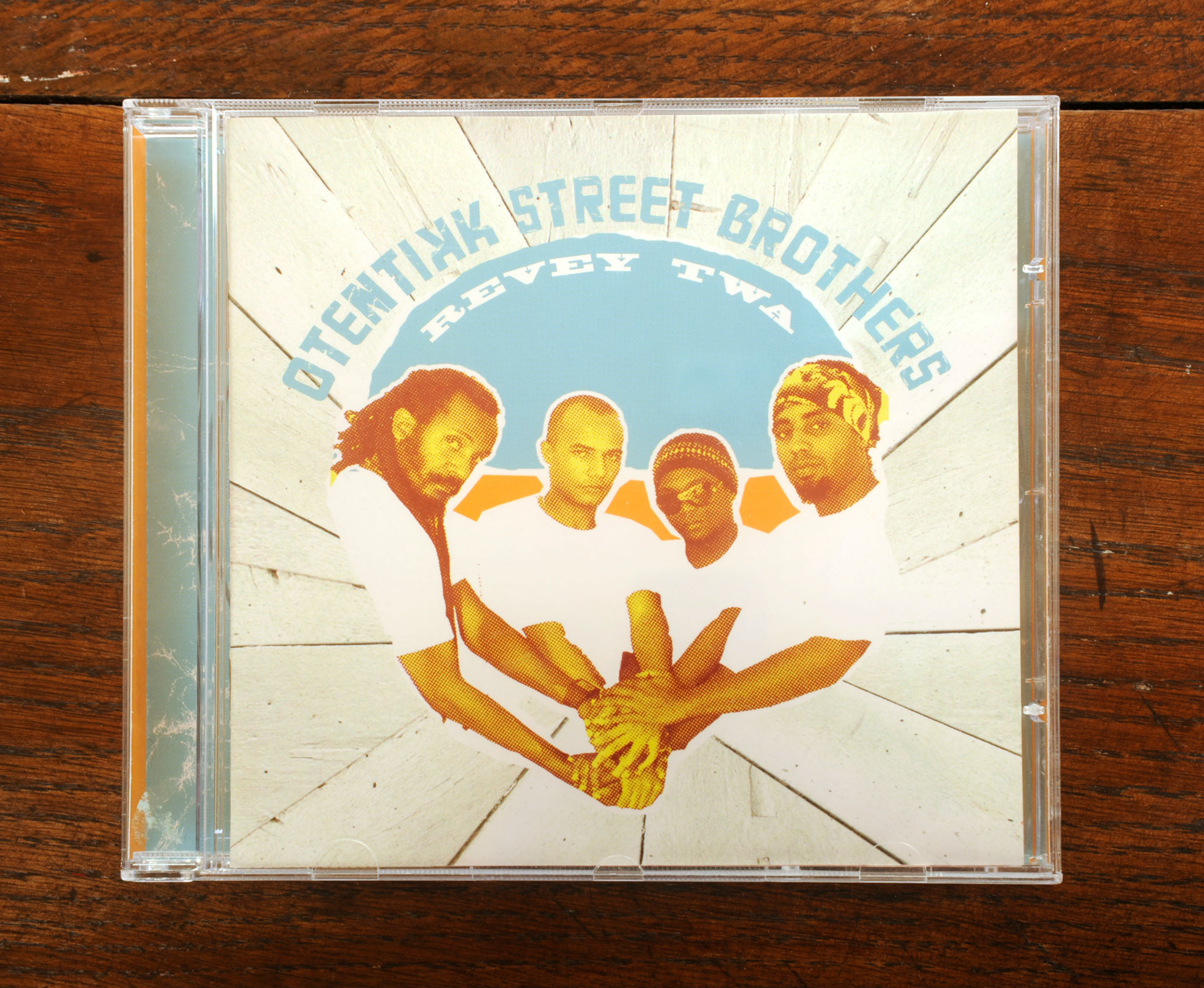 Kleon Medugorac Otentikk Street Brothers – Rewey Twa