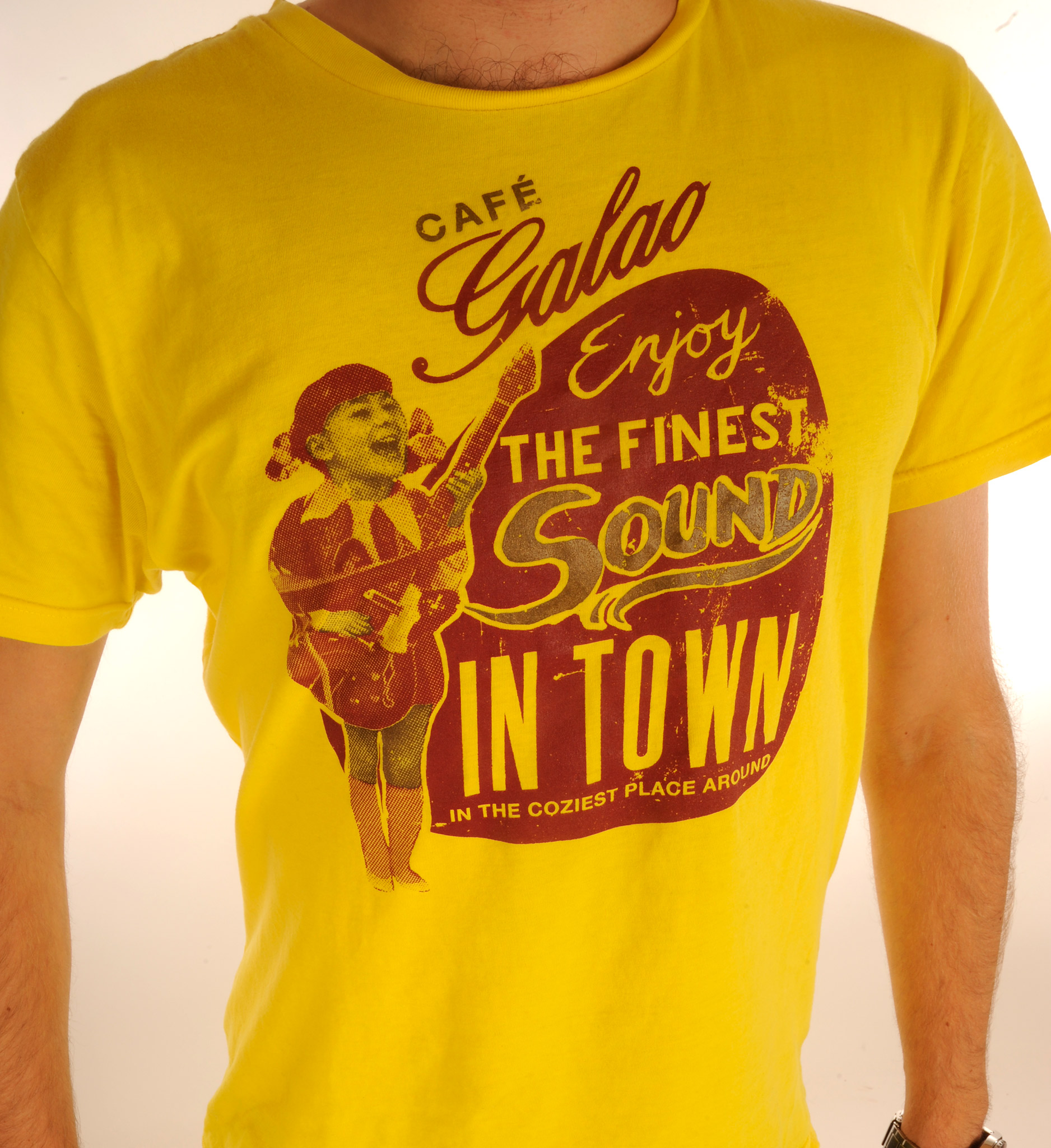 Kleon Medugorac Café Galao T-Shirts