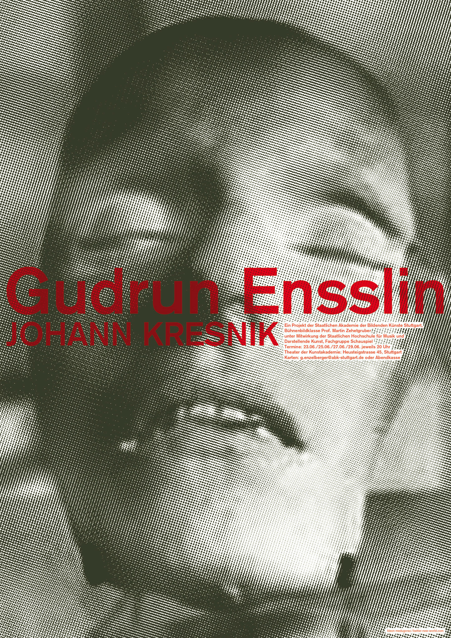 Kleon Medugorac Gudrun Ensslin