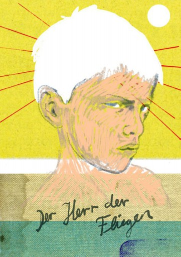 Kleon Medugorac Der Herr der Fliegen illustration theater