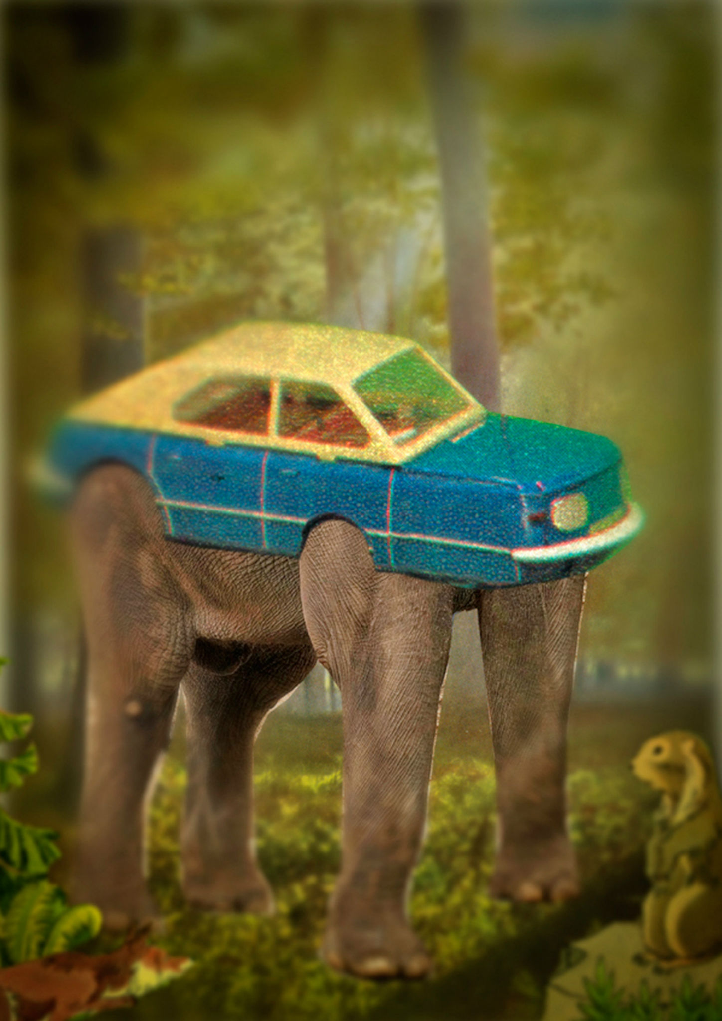 Kleon Medugorac Ecological Car