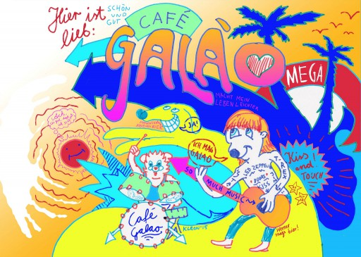 Kleon Medugorac CAFÉ GALAO Food stand