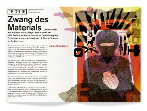 Kleon Medugorac Theater Paderborn Programme 2017