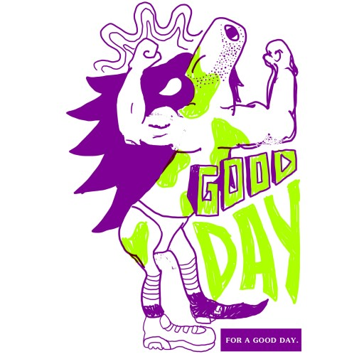 Kleon Medugorac GOOD DAY shirts